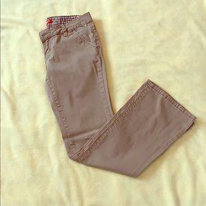 Unionbay juniors khakis size 9